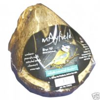 6 x Suet filled whole coconuts : Wild Garden bird feeder treat *BULK*